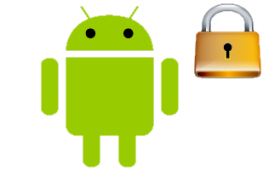 Data security on Android